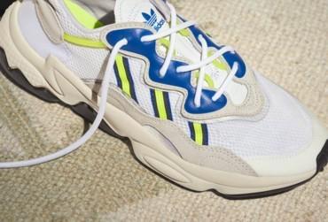adidas تعيد إحياء خطوط OZWEEGO الشهيرة في التسعينات