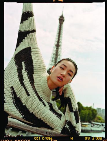 شابة ba&Sh الباريسية تعود مفعمة بالشوق لباريس