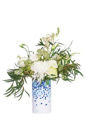 أجمل المزهريّات المملوءة بالزهور من Silsal