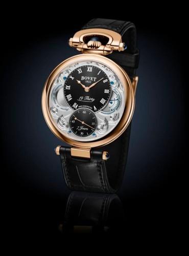 بوفيه 1822 تُطلق ساعات 19Thirty Fleurier  الجديدة