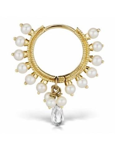 ماريا تاش تطرح مجموعتها الجديدة من مجوهرات اللؤلؤ