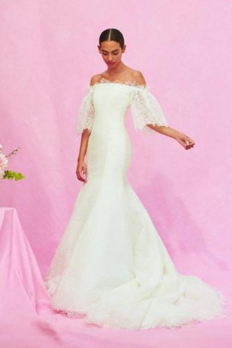 عروس Carolina Herrera لخريف 2020
