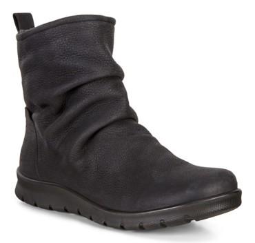 لمسة دافئة مع أحذية البوط من Ecco هذا الشتاء