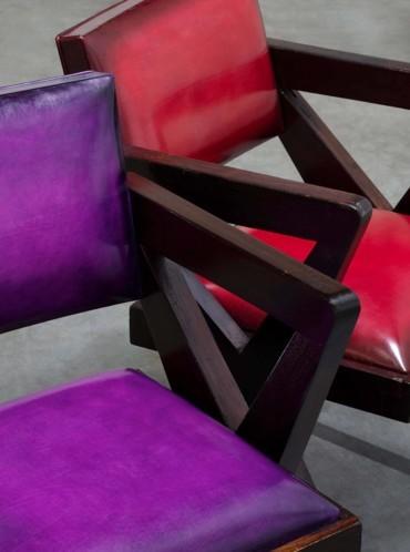 قطع أثاث محدودة الإصدار من بيرلوتي × لافانور