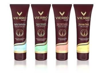 اليك منتجات تصفيف الشعر الأساسية من Vierro