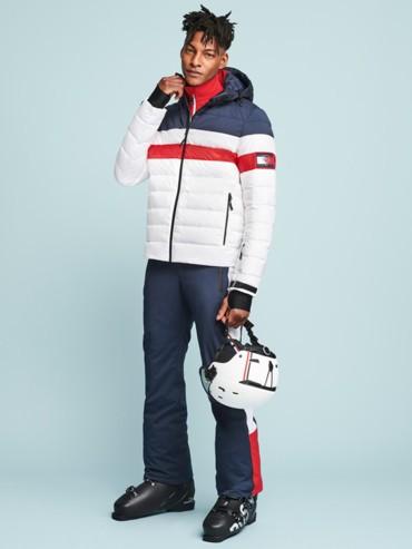 من طرح مجموعة ملابس التزلج هذه؟