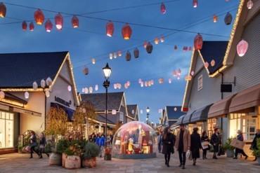 Bicester Village تستقبل موسم الاحتفالات بأجواء مميزة