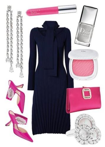 ارتدي فستان الصوف لإطلالاتك المختلفة