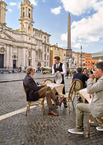 اكتشفوا القهوة الإيطالية الجديدة من Nespresso
