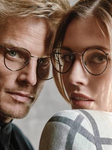 نظارات Giorgio Armani المصنوعة يدوياً