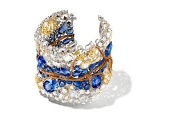 أبهى مجوهرات سيندي تشاو