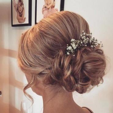 كعكة الشعر لأجمل عروس