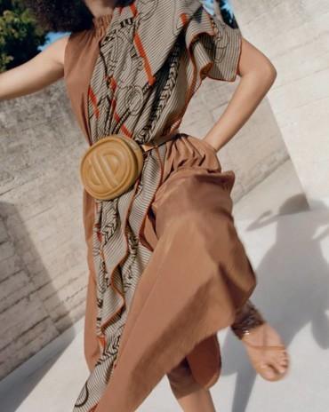 أوشحة Hermès الأنيقة للموسم