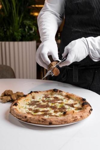 The Artisan ومستوى عالمي من المطبخ الإيطالي