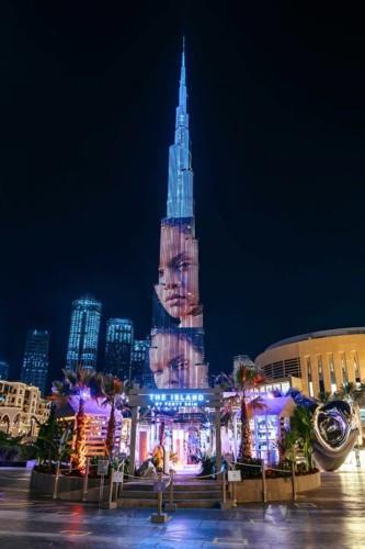 افتتاح فنتي سكين آيلاند في دبي