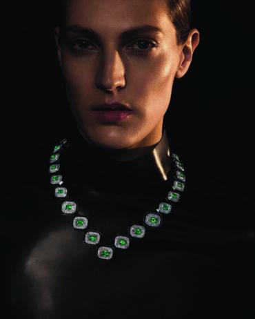 مجوهرات بوشرون..مرآة تعكس حقبتين!