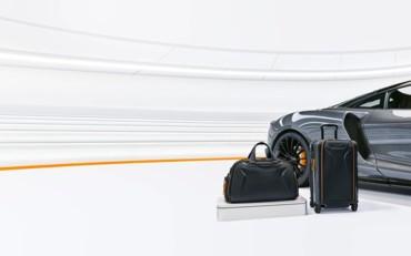 TUMI ومجموعة مستوحاة من McLaren