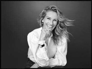 حملة Happy Diamonds من دار شوبارد مع النجمة جوليا روبرتس