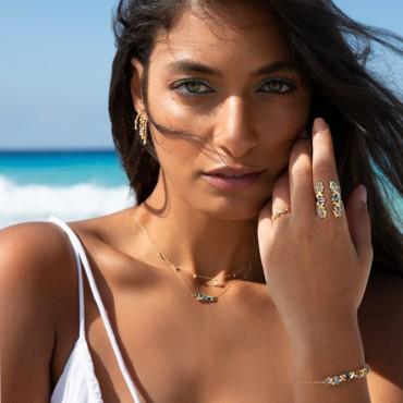 كنوز من البحر مع Miss L من Lazurde