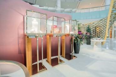 لويس فيتون تفتتح متجر مجوهرات مؤقت في دبي مول