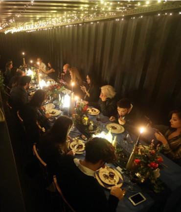 LalaQueen وعشاء سحري خاص!