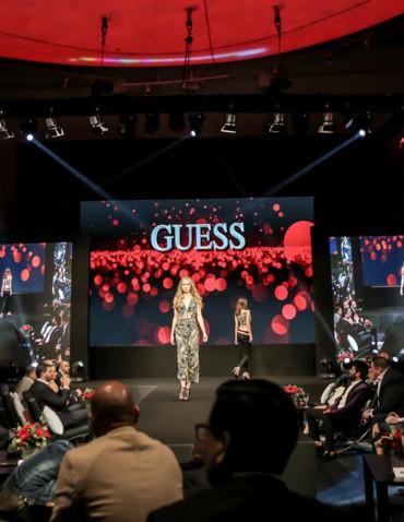 Guess تحتفل بمرور 35 عاماً حول العالم في دبي