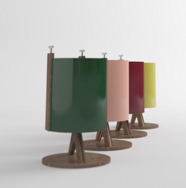 أجمل تصاميم الديكور من توقيع آية البيطار