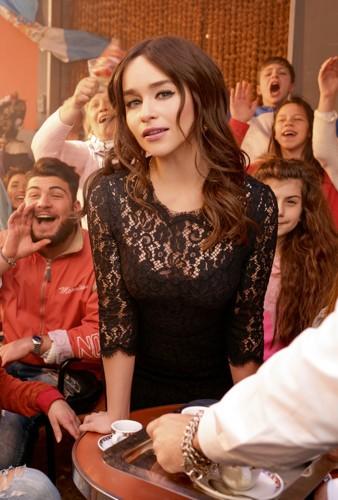 سفيرة جديدة لعطر Dolce&Gabbana الجديد