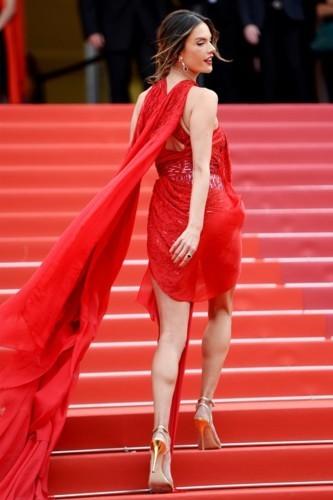 أزياء النجمات تخطف الأنظار في مهرجان كان بيومه الثاني