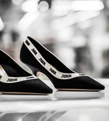 حذاء J'Adior بإبتكار جديد هذا الخريف
