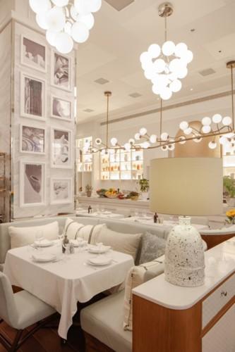 مطعم GAIA يفتح في مركز دبي المالي العالمي