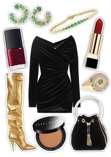 أي فستان أسود أنيق ستختارين لمناسبتك؟