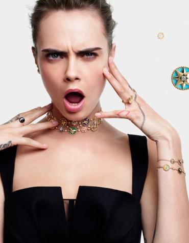 حملة جديدة من مجوهرات ديور