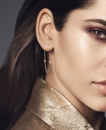 ماريا تاش تقدّم سلاسل مميزة لتزيين الأذن