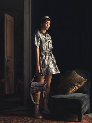 مجموعة الكبسولة Dior Chez Moi لربيع وصيف 2021