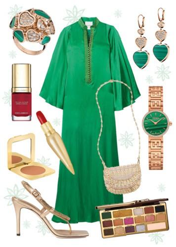أي فستان محتشم ستختارين لإطلالتك الرمضانية؟