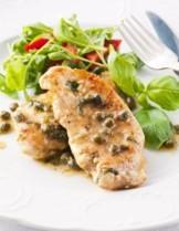 لعشاء سريع التحضير: طريقة تحضير دجاج البيكاتا
