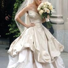 بالصور: أسوأ فساتين الزفاف الخاصة بالمشاهير