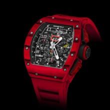 ريتشارد ميل Richard Mille يطلق ساعة RM 011 RED الحمراء