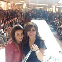 نجوى كرم تلتقي جمهورها في «مول الإمارات»