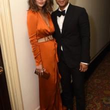 كريسي تايغن تشع باللون البرتقالي