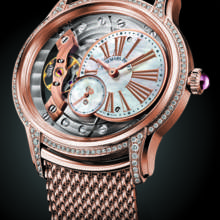 Audemars Piguet تُطلِق ساعاتها الجديدة من مجموعة ميليناري