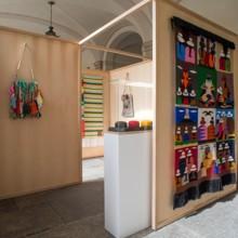 دار LOEWE تعرض حرف يدوية فنية في المعرض الدولي للأثاث في ميلانو