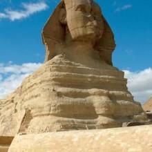 """تمثال أبو الهول """"الصيني"""" يشعل غضب الدولة المصرية!"""