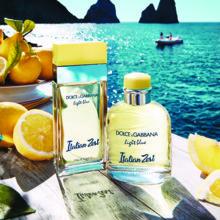 Italian Zest صدار محدود جديد من Dolce & Gabbana