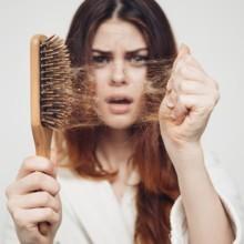 شامبو منزلي للحدّ من تساقط الشعر