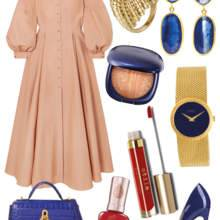 إطلالات رمضانية بفستان Azzedine Alaïa