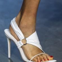 موضة الأحذية من أسبوع الموضة في نيويورك