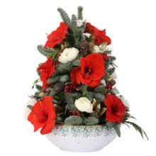أجمل باقات الزهور لموسم الإحتفالات