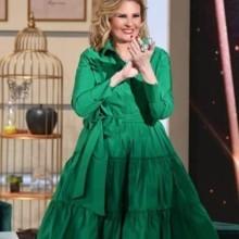 إستوحي من النجمات العرب لارتداء الفستان القميص